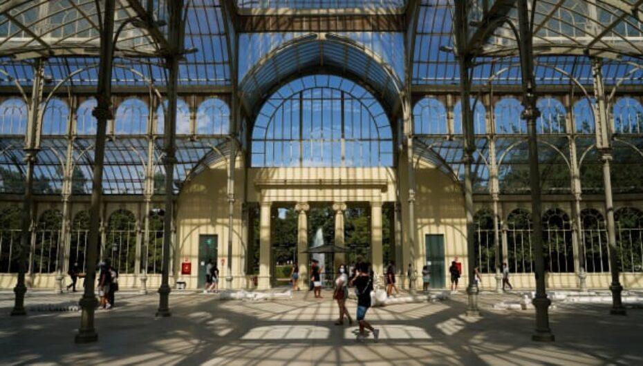 UNESCO World Heritage Sites Added – Paseo del Prado and Buen Retiro, Madrid, Spain