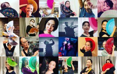 Flamenco Dance Masterclass con Adrian Santana ONLINE