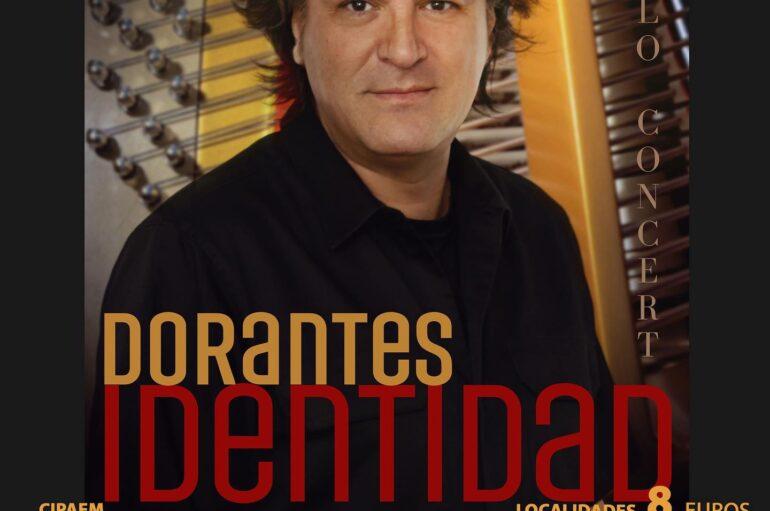 DORANTES presenta 'Identidad' en Sevilla