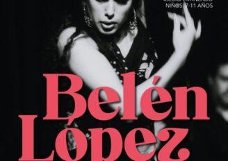 Belén López Flamenco Masterclass en Extremadura, Spain