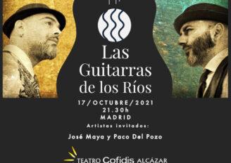 Las Guitarras de Los Ríos: Jerónimo Maya y Rycardo Moreno
